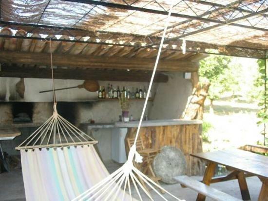 Terrasse Picture Of Autour Du Hamac Moltifao Tripadvisor