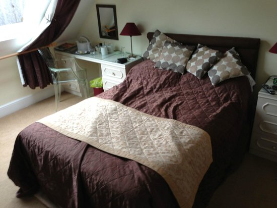 Ormonde House Hotel: Room 20 Bed