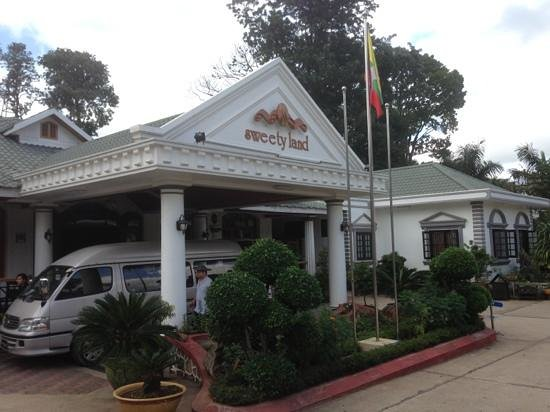 Sweety Land Hotel: colonial style