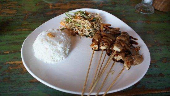 Warung Little Bird: Sate ayman chicken
