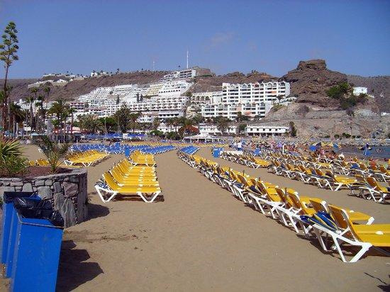 Playa de puerto rico en gran canaria las palmas de gran canaria - Apartamentos puerto rico las palmas ...