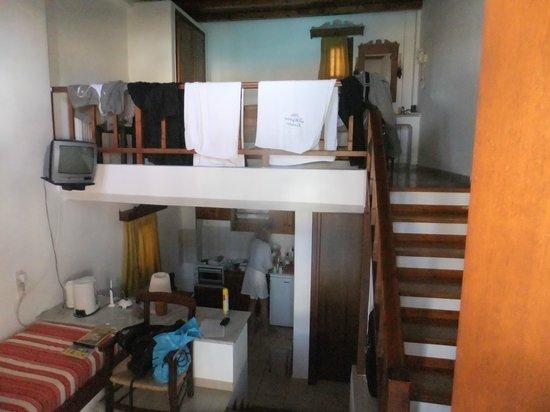 Villa Diktynna : maisonette apartment
