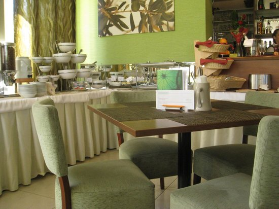 Premium Business Hotel Bratislava: Clean with good service and food