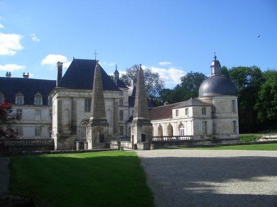 Chateau de Tanlay: Аркадий Зайцев