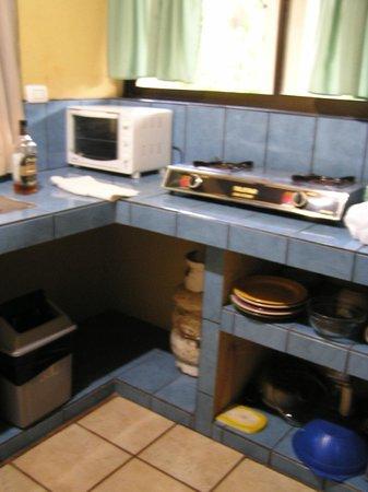 Zula Inn Aparthotel: Kitchen