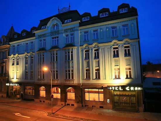 Grandhotel Prostejov: outside view