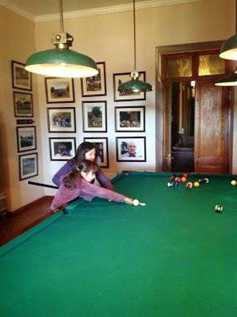 Las Majadas Casona de Campo: Salon de Pool