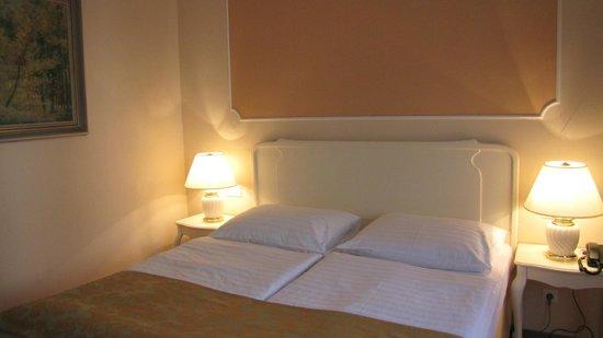 Grandhotel Prostejov: Double room