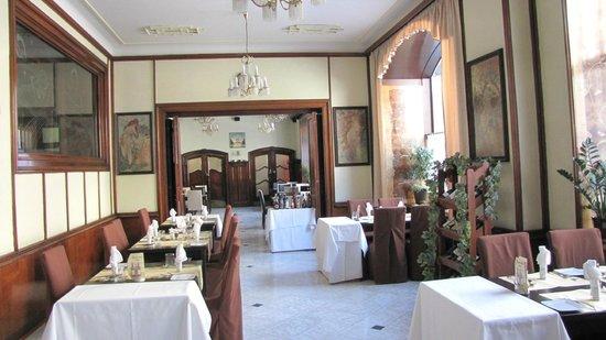 Grandhotel Prostejov: Restaurant