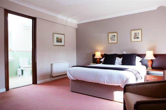 Kingswell Hotel & Restaurant: Double Room