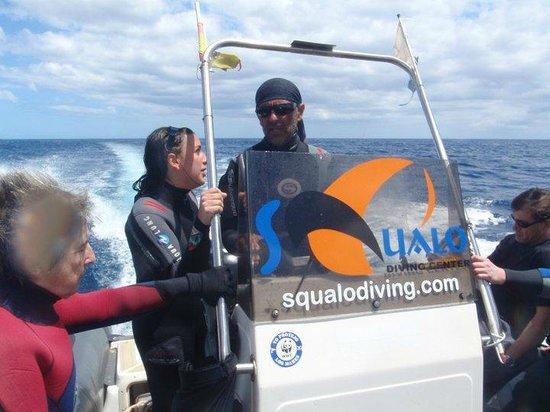 Squalo Diving Center: Squalo