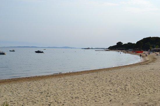 Résidence-Club Odalys Les Océanides : voici la plage de l'Argentière