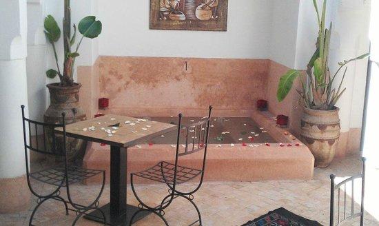 Riad Ivissa : riad in medina marrakech