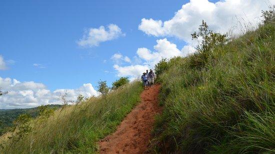 Kwale, Κένυα: Doch etwas anstrengend