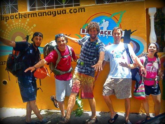 Backpackers Manahuac: Portada