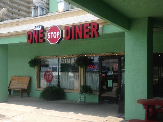 Jeannie's One Stop Diner: Yummy