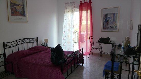 U Pianarellu : chambre