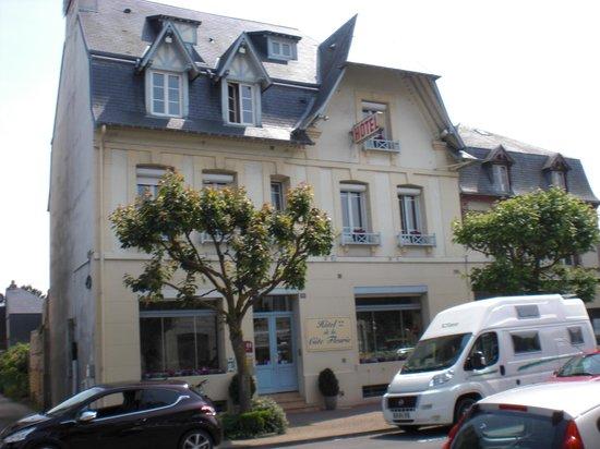 Hotel de La Cote Fleurie : Hotelansicht