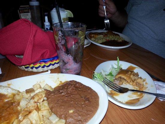 The Grasshopper Mexican Restaurant & Bar: plenty of good stuff