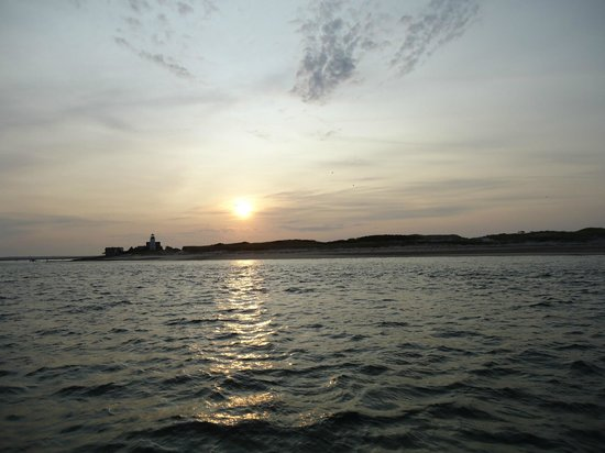Barnstable Harbor Ecotours: Barnstable Harbor at Sunset