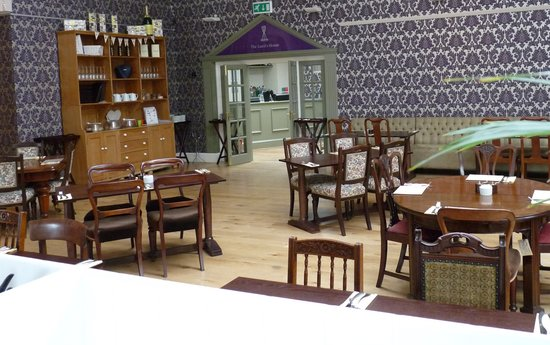 The Lairds House: The Cafe/ restaurant