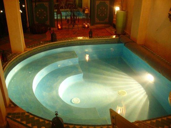 Riad Bab Janna: Le patio