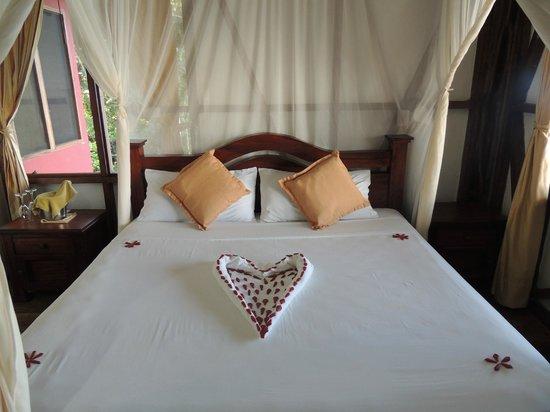 Napo Wildlife Center Ecolodge: Honeymoon Suite (#16)