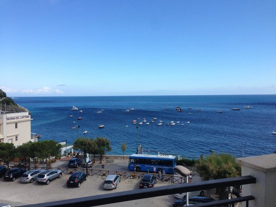 Punta Campanella Resort & Spa : View from Roof Terrace