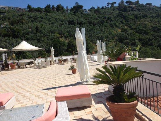 Punta Campanella Resort & Spa : Roof Terrace