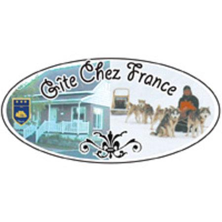 Gîte Chez France : Forfait gite et chiens de traineau