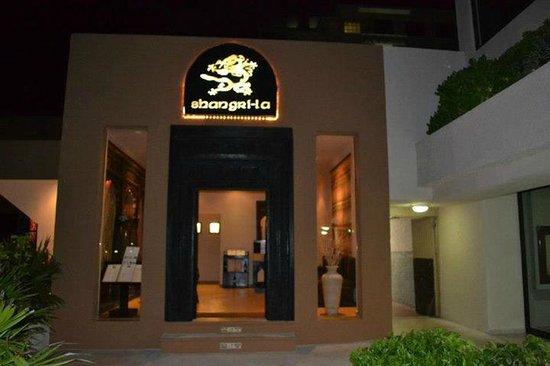 Golden Parnassus Resort & Spa: Restaurante