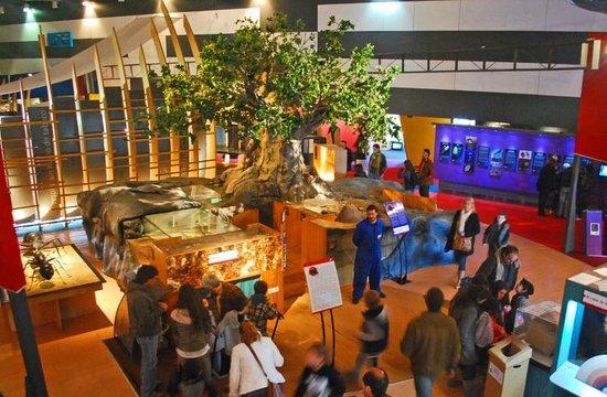 Espacio Ciencia – Interaktywne Centrum Nauki i Technologii
