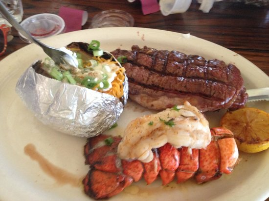 Outriggers : Surf and Turf