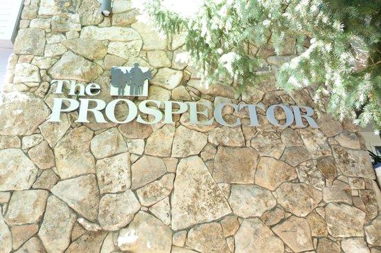 The Prospector Condominiums: Hotel