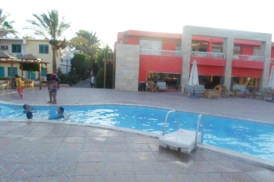 Princess Palace: Swimming pools