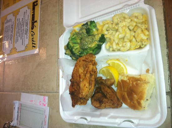 Untouch'd Grill: Soul Food at it's Best.....,