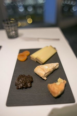 The Tasting Room : Cheese Plate