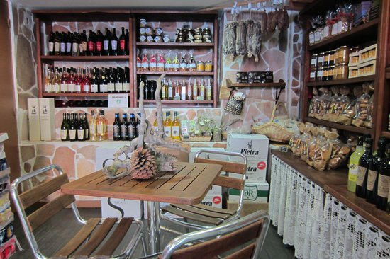 Produits Corses a Casetta