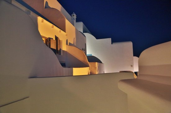 Kouros Hotel & Suites: θέα δωματίων