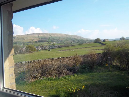 YHA Hawes: View from the room