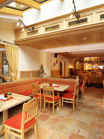 Hotel Sonnenhof : Wintergarten