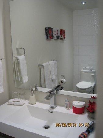 C3 Hotel art de vivre : salle de bains