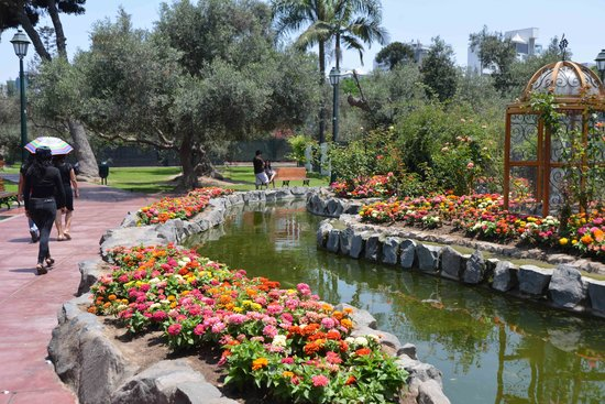 Sonesta Hotel El Olivar: El Oivar Park near the hotel.