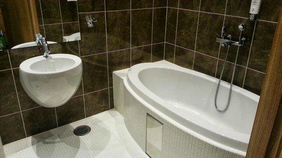 Hotel Epoque: Bathroom