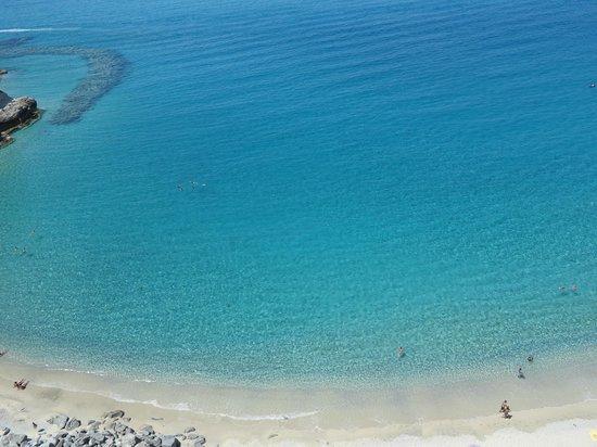 La Pineta: Strand