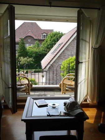 Villa Magnolia: balkon