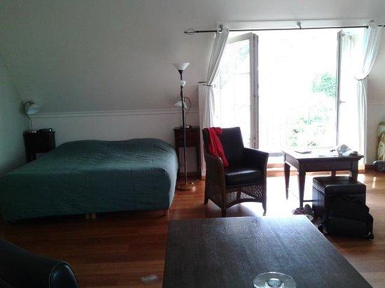 slaapdeel penthouse