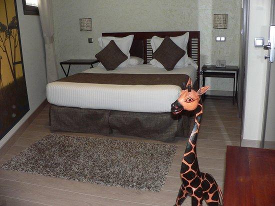 Le Petit Boutique Hotel: Love that giraffe!