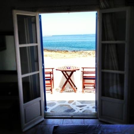Captain Dounas Apartments & Studios: Make sure to ask for sea view