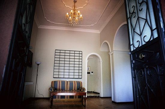 Villa Artemide : L'ingresso